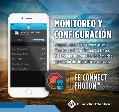 Feconnect Fhoton Launch Email Campaign Spanish
